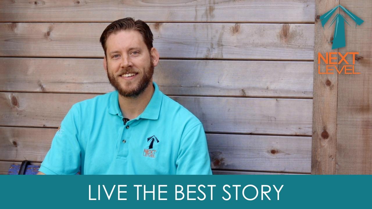 live the best story, chris bartlett