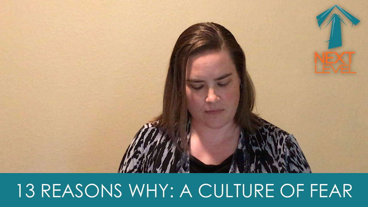 13 reasons why a culture of fear, catholic, parents, discussion, parenting