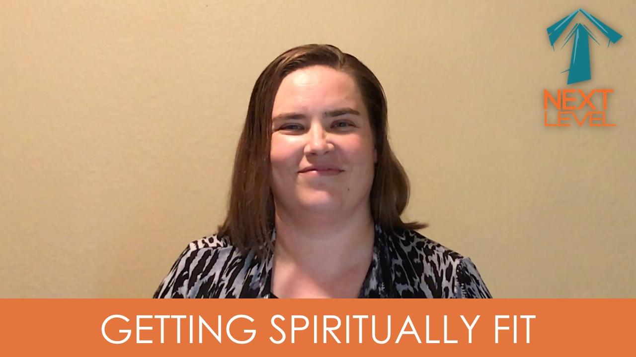 getting spiritually fit, fitness, prayer, ministry, catholic
